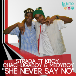 Strada - She Never Say No