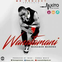 manager maneno - Jasho Langu