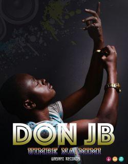 Don JB - DON JB_UIMBE NA MIMI