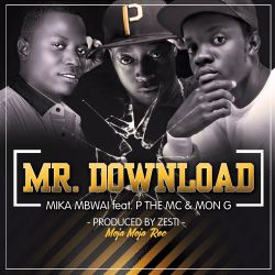 Mika Mbwai - Me And You-With Mon G