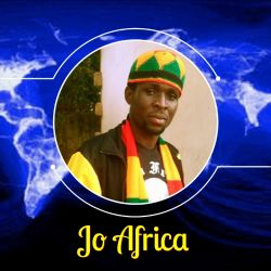 Jo Africa - So Different