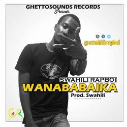 Swahili Rapboi - LETS TALK [INSTRUMENTAL] PROD.SWAHILI