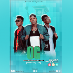 Nyongo Man - NyongoMan ft KickerInk & Ibrah-OG