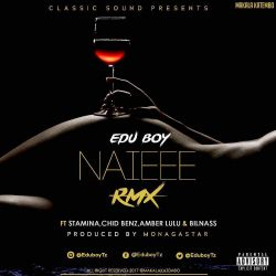 Edu Boy - Mwanadamu Ft Jux