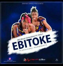 MG Music - Ebitoke (prod by dbeats- Dm recs )