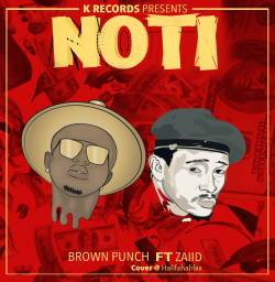 brownpunch -  NOTI (Prd by Dupper_Dupper)