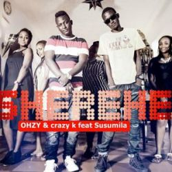 Ohzy - Sherehe Ft.Crazy K & Susumila