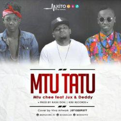 mtuchee - MTUCHEE-MTU3 FT JUX,Deddy
