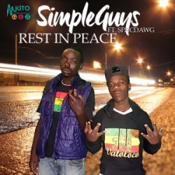 Simple Guys - Rest In Peace ft Spac Dawg