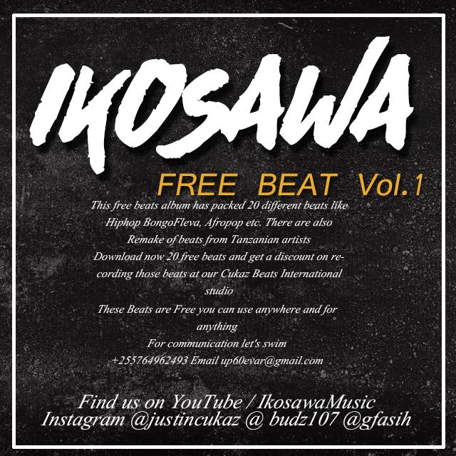 Ikosawa Free Beats 6 - Justinoo | Mkito