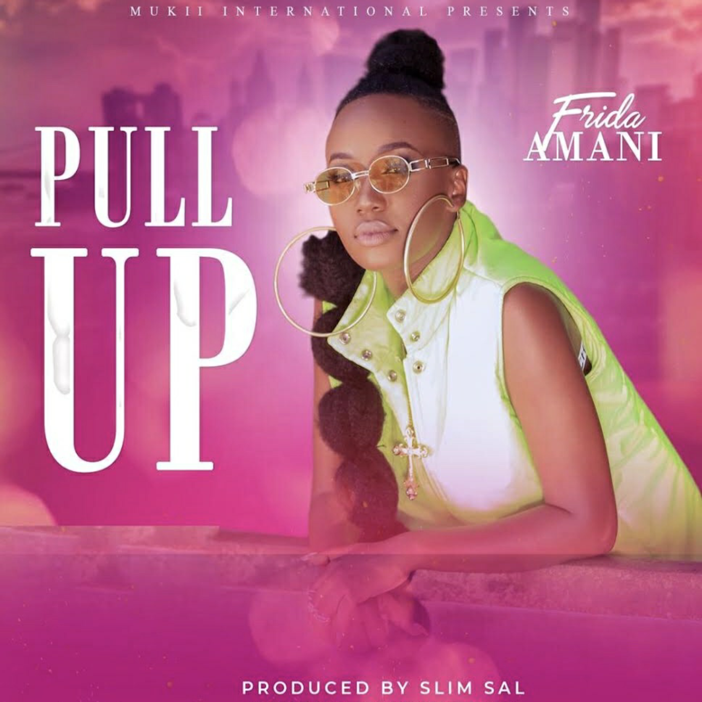 PULL UP FINAL - Frida Amani (Queen Fifi) | Mkito