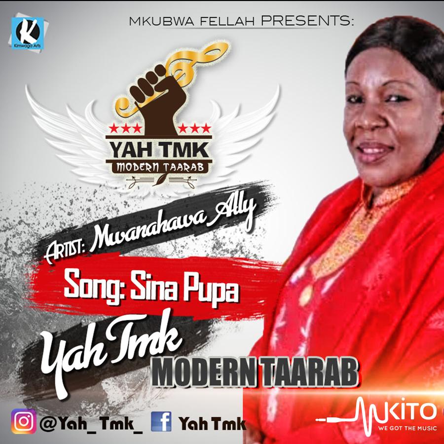Sina Pupa - Mwanahawa Ally   Mkito