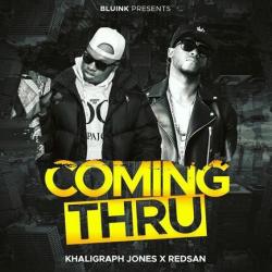 Redsan - Coming Thru