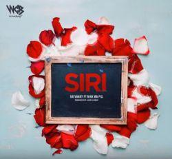 Rayvanny ft nikki wa pili -SIRI Instrumental