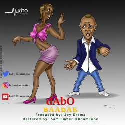 Dabo - Baadae (Produced by JeyDrama & Mastered by Sam Timber)