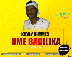 KidDy Rhymes_-_Umebadilika..official audio.