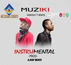 Darassa ft Benpol - MUZIKI Beat remaked by A.Rap Beats