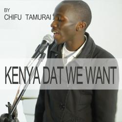 Kenya dat we want