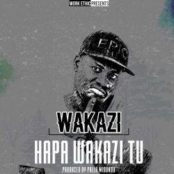 Hapa Wakazi Tu