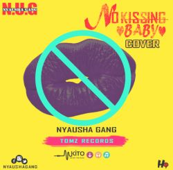 Nyausha Gang - No kissing(Cover)