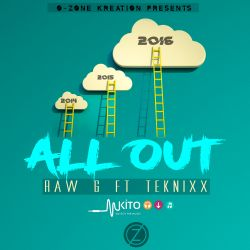 ALL OUT - RAW G FT TEKNIXX
