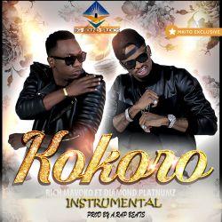 Rich Mavoko ft Diamond - KOKORO Beat Prod BY A.Rap Beats
