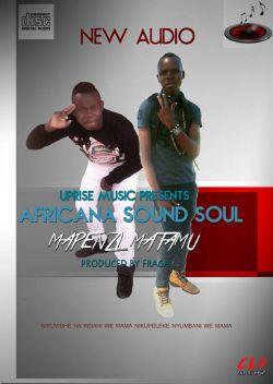 Africana sound soul_mapenzi matamu_ledger's music_mixing by kizutouch