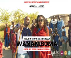 Scorpion Records Mtoni Unit - WANANISOMA