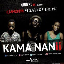 KAMA NANII ft P THE MC,ZAIID